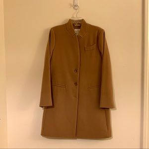 Hartford wool coat size 4
